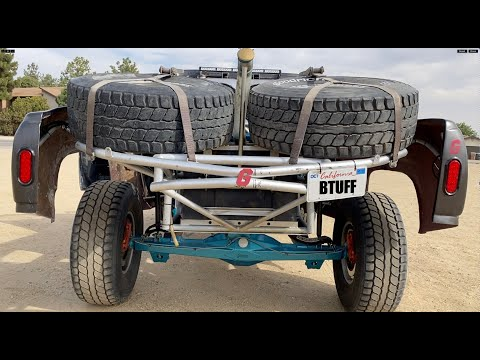 Building An Off-road Race Truck On A Budget