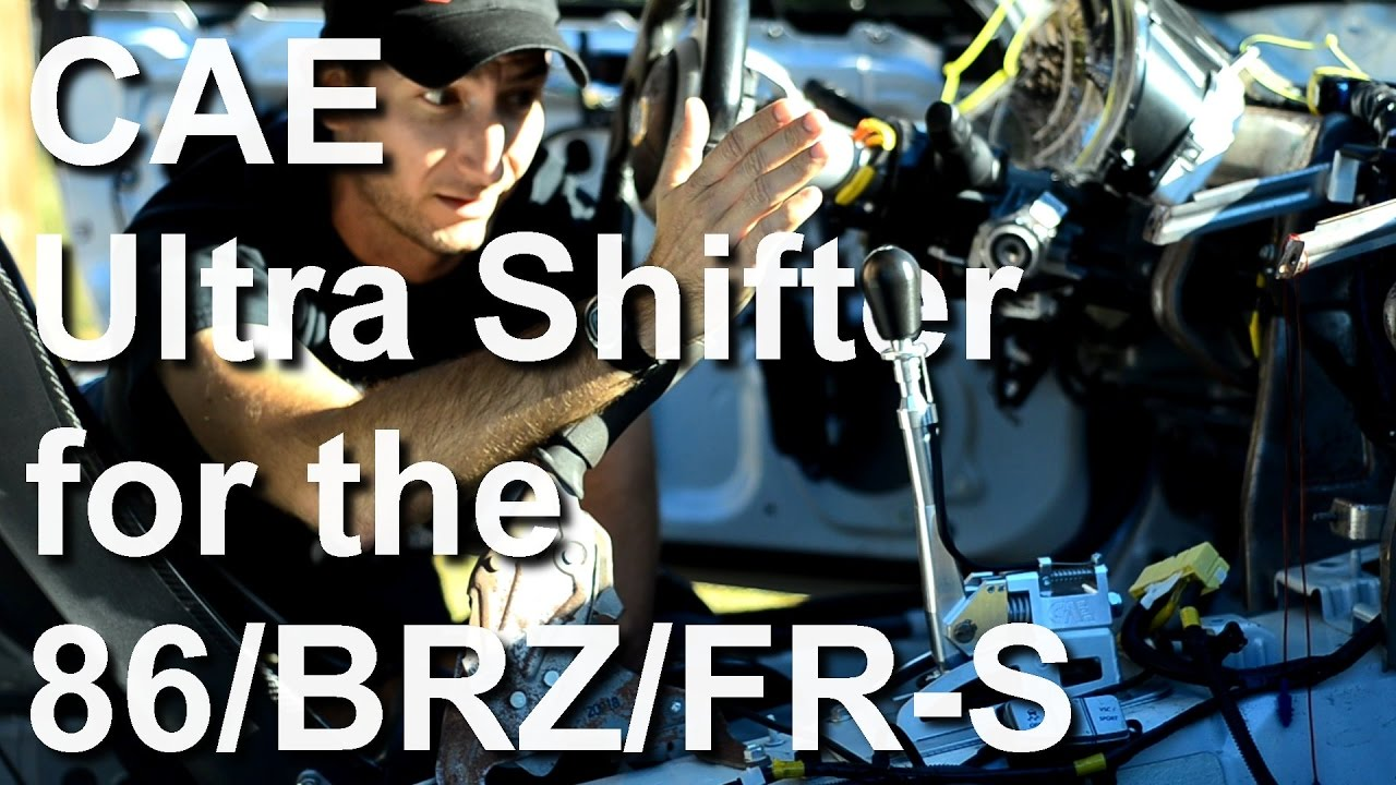 Review: CAE Ultra Shifter for the Toyota 86/Subaru BRZ