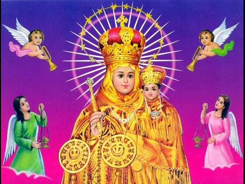 velankanni matha church history festival our lady of velankanni
