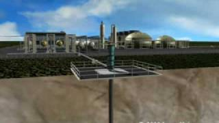 Geothermal Energy Process