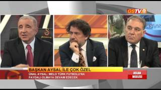 GSTV | Başkan Ünal Aysal'dan Açıklamalar