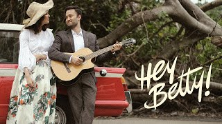 "Aaryan- ""Hey Betty"" Official Music Video"