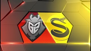 G2 vs Splyce Highlights - Playoffs EULCS Summer