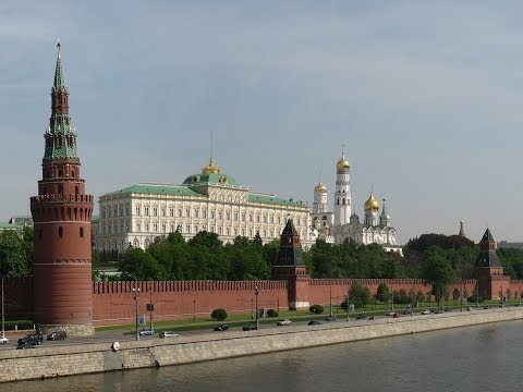 The Kremlin and Red Square