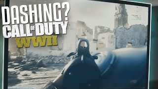Call of Duty: WW2 Dashing & Sliding? (CoD WWII Multiplayer Info)