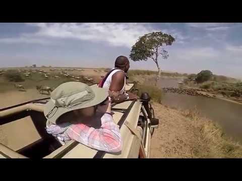 Mal d' Africa ! #staiserenaconandrea in Kenya