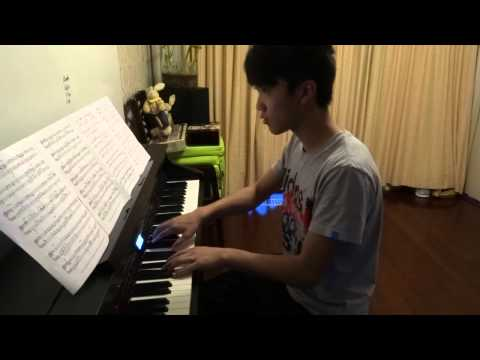 EXO - Miracles In December - Piano Cover By Jack Chen