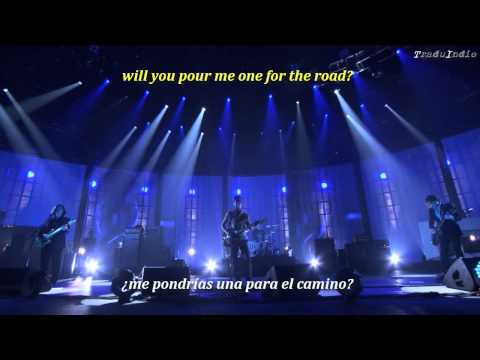 Arctic Monkeys - One for the road (inglés y español)