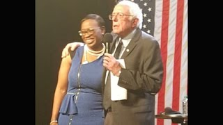 Nina Turner Kept Off DNC Stage as Punishment for Supporting Sanders - RAI (2/4)