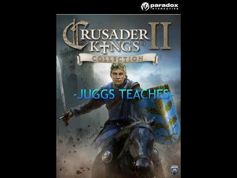 Juggs Teaches CK2 - Army Composition & Troop Types