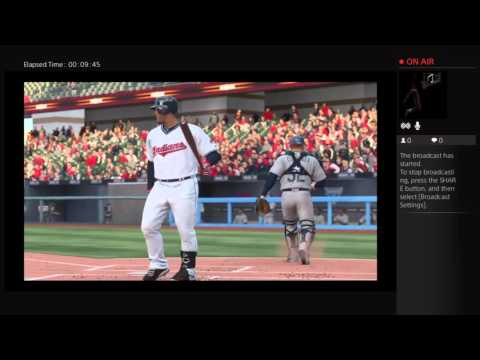 MLB The Show 16 No Hitter attempt Mariners Franchise mode