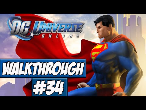 DC Universe Online Walkthrough Ep.34 w/Angel - Brother Blood!