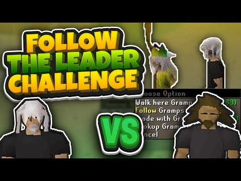 OSRS Challenges: Follow the Leader Challenge - EP.105