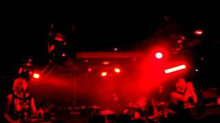 Atlas Losing Grip - Bitter Blood (live)