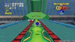 Sonic Heroes - [PS2] - Part 03 - [Team Sonic: Grand Metropolis / Bonus 02]