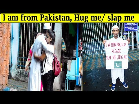 Video: Do the people of Kolkata want to hug Pakistanis or slap them? A YouTuber tried to find out
