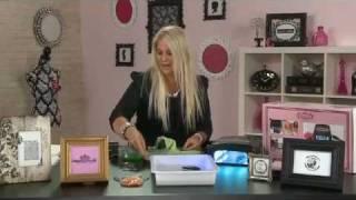 My Craft Channel: Teresa Collins   Stamp Maker Revealed
