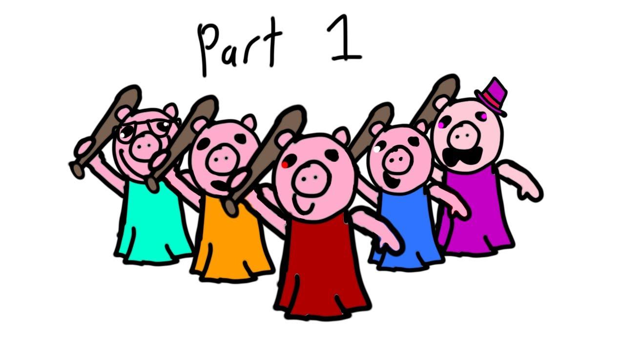 Piggy Skins (Remastered) - Part 1