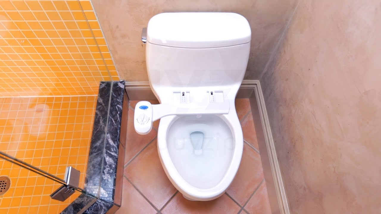 QuickBidet™   Turn Any Toilet Into A Bidet In Minutes!