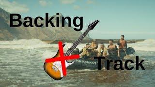 ✅ Rammstein - Ausländer [ Guitar Backing Track ]