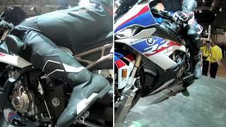 BMW S1000RR 2019 Akrapovic Evolution Line