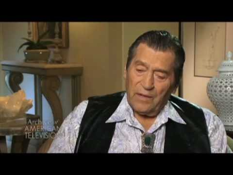 "Clint Walker on leaving ""Cheyenne"" - EMMYTVLEGENDS.ORG"