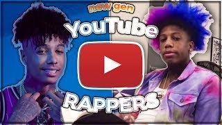 NEW GEN YOUTUBE RAPPERS (Blueface, FlightReacts, DC The Don & More)