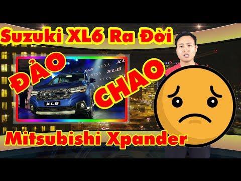 ô tô suzuki xl6