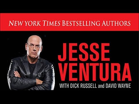 Episode 39:  A Look at Jesse Ventura's 'They Killed Our President'