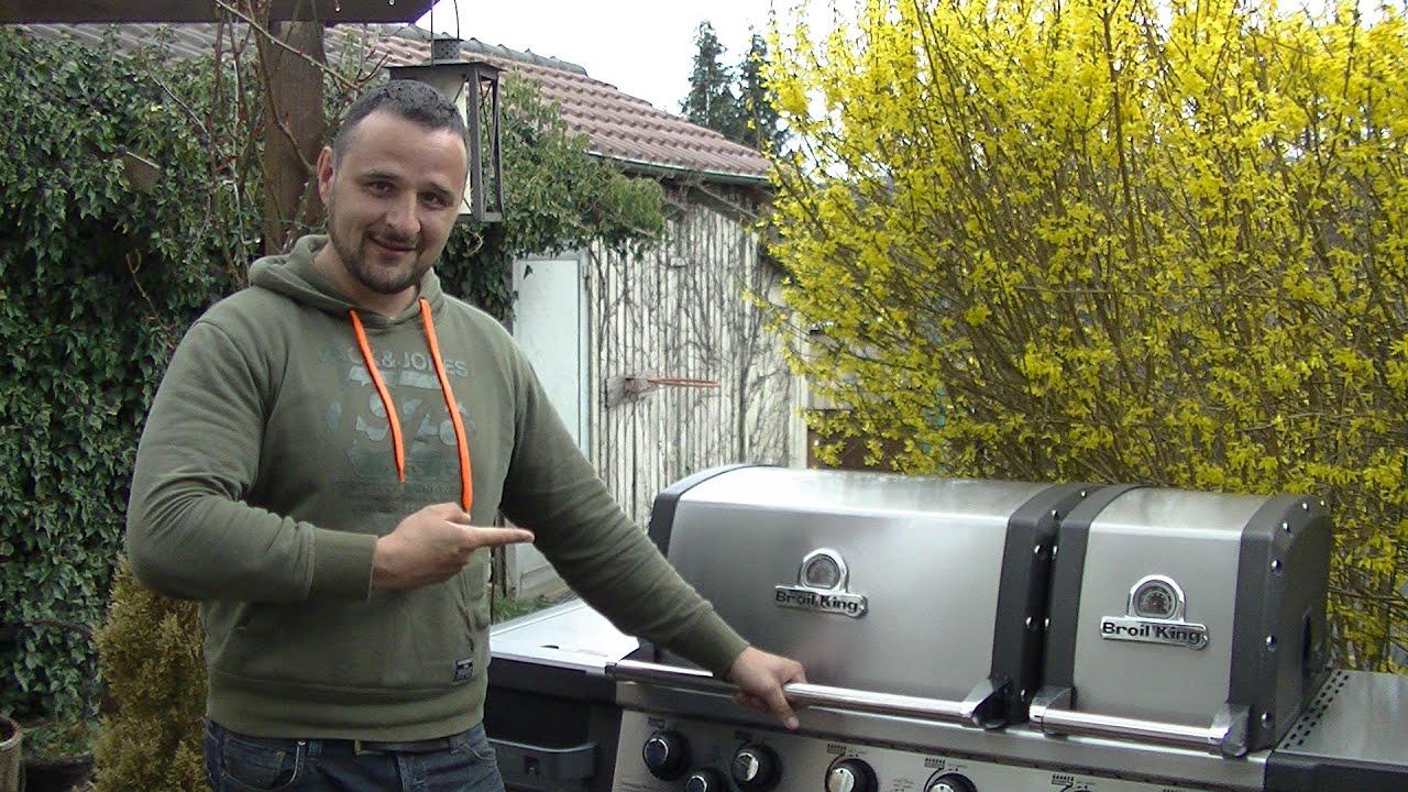 Bester Holzkohlegrill Anleitung : Anleitung die perfekte pizza vom grill grill guru
