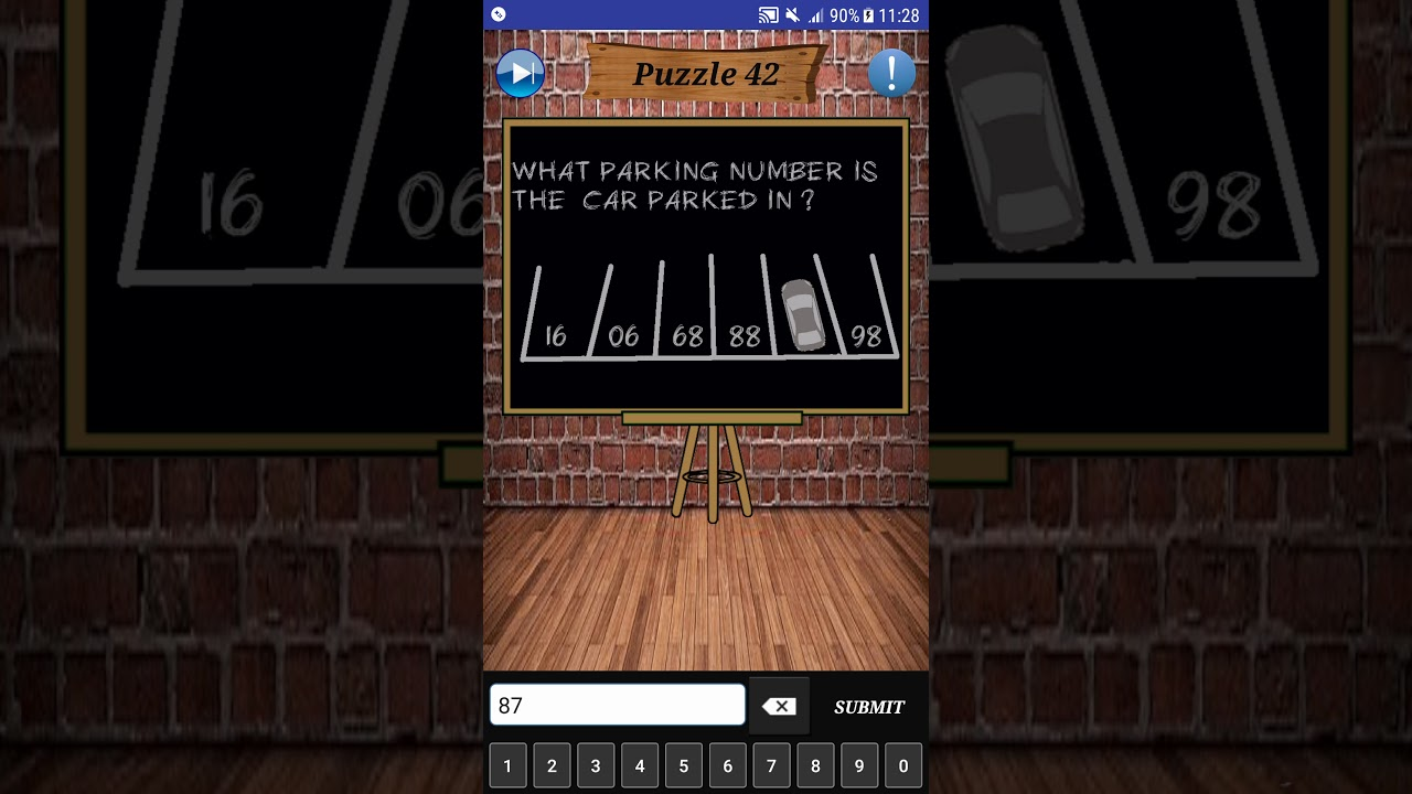 Math Puzzles Level 42