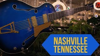 Nashville, Tennessee - Gaylord Opryland and Bars Downtown in Music City