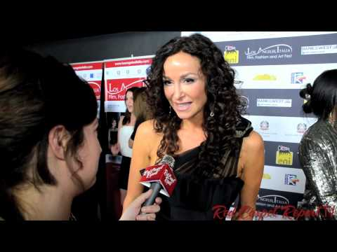 Sofia Milos at the Opening Night 9th Annual L.A. Italia Film Festival @MilosSofia