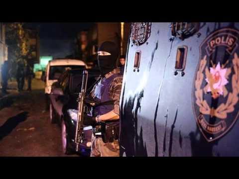 Şehit polisimize büyük saygısızlık