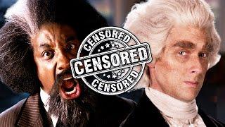 CENSORED - Frederick Douglass vs Thomas Jefferson - Epic Rap Battles of History