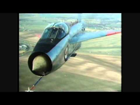 Test Pilot TV Series  1986 - The English Electric Lightning