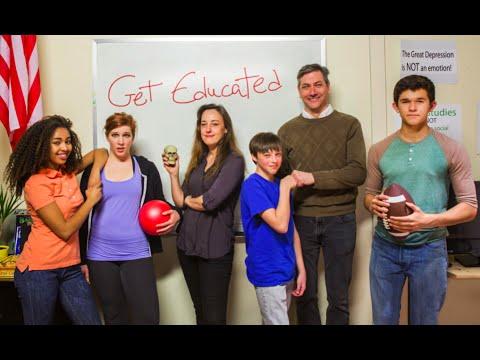 GET EDUCATED - New Comedy TV Show (Pilot -