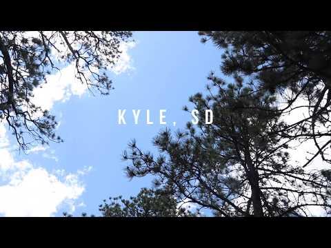 Kyle, South Dakota - June 2017