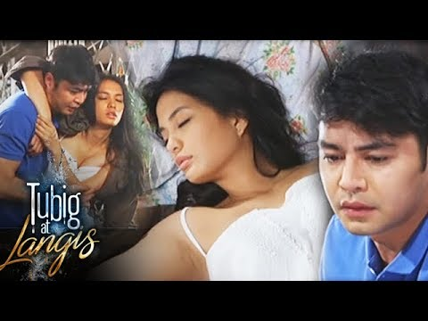 Tubig at Langis: Clara kisses Natoy