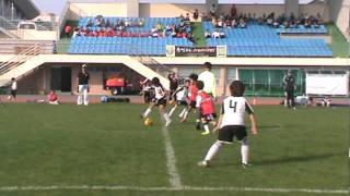 2011 MBC꿈나무축구 키즈리그 U-10 골클럽vs용인(결승전)후반