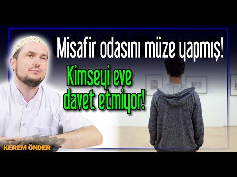 Arnavutun Misafir Odası Müze Gibidir! / Kerem Önder