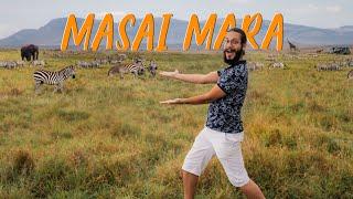 Masai Mara - The Ultimate Kenya Safari