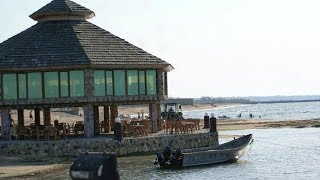 Отдых на Каспийском море в Баку и на Абшероне.2017