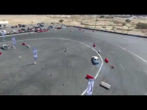 Mazin Al-Shaibani Gymkhana GRiD Oman