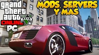 GTA 5 Online PC Mods Servidores Los santos Roleplay Zombies Y Mas Gameplay GTA 5 Playstation 3
