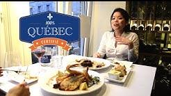 [Old Montreal] a menu 100% Qubcois @ Restaurant l'Autre Version