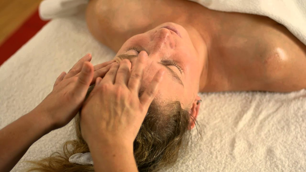 Image result for relaxing facial massage