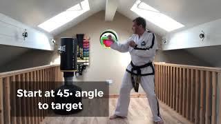 Bits on Bobs - Flying Turning Kick