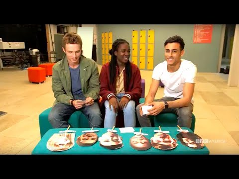 Heads Up with Jordan Renzo, Vivian Oparah, and Fady Elsayed   Class  BBC America