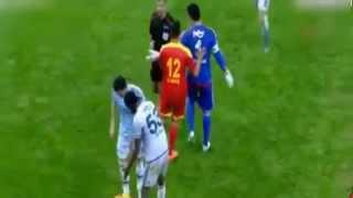 Fenerbahçe Kayserispor Maçındaki Kavga